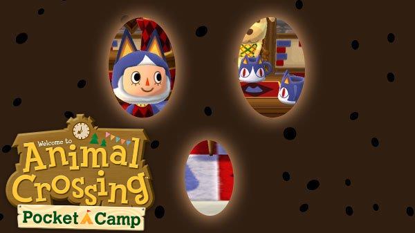 Animal Crossing Pocket Camp : un costume et des meubles Chat en approche, préparez-vous