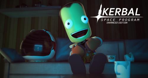 Kerbal Space Program : Enhanced Edition se trouve une date