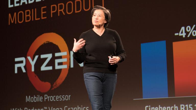 CES 2018 : AMD dévoile une feuille de route très axée sur ses produits Ryzen