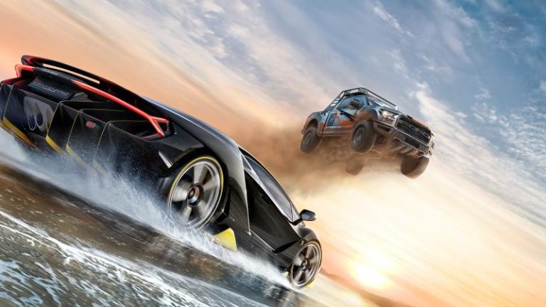 Forza Horizon 3: Le patch Xbox One X daté