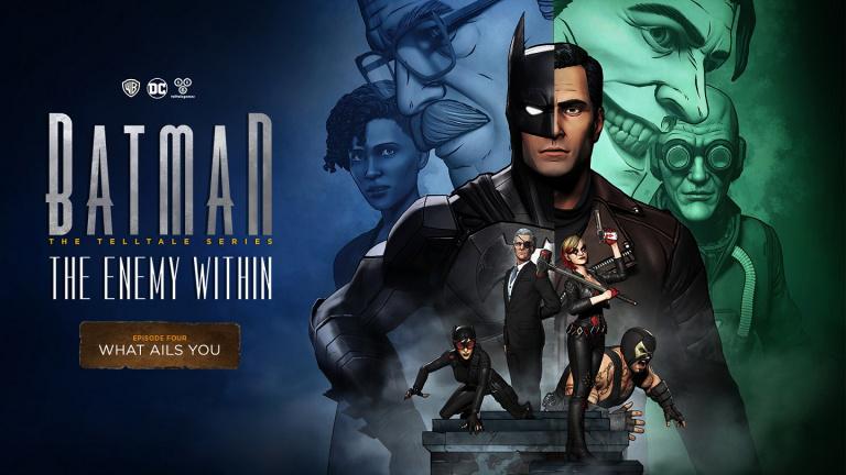 L'épisode 4 de Batman : The Enemy Within prend date
