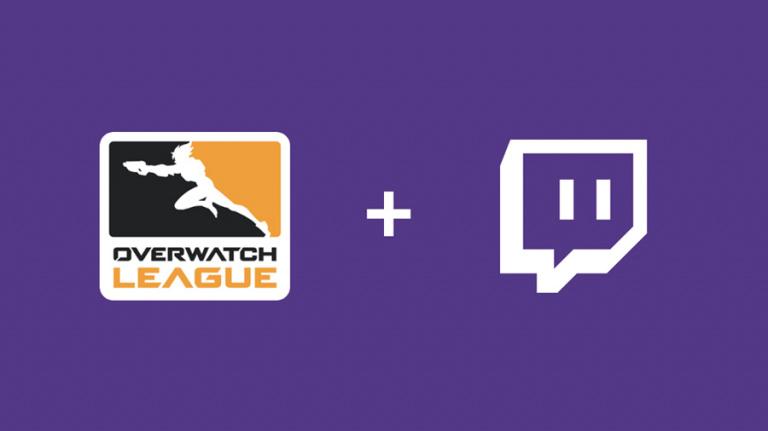 Overwatch League : Twitch signe une exclusivité avec Blizzard