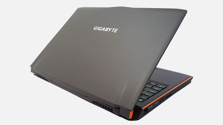 Guide PC Portable Gamer : Test du modèle Gigabyte P56XT