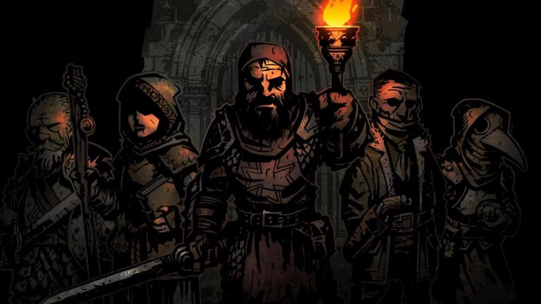 Darkest Dungeon trouve une date de sortie sur Switch