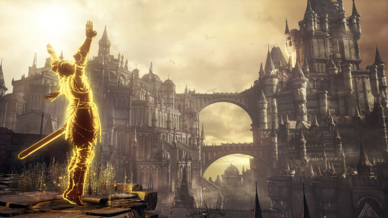 Nintendo annonce Dark Souls Remastered sur Switch