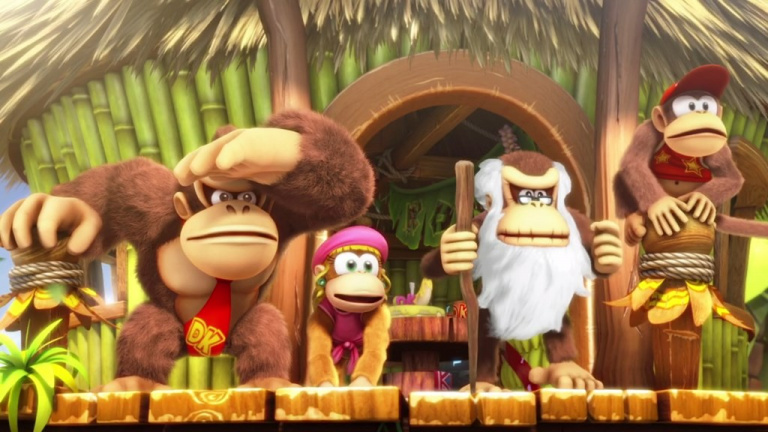Le portage de Donkey Kong Country: Tropical Freeze annoncé sur Nintendo Switch