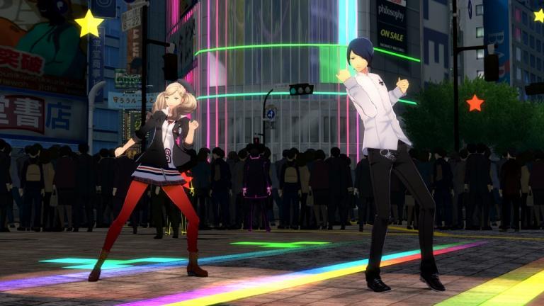 Persona 3 et Persona 5 Dancing se montrent dans de nouveaux visuels