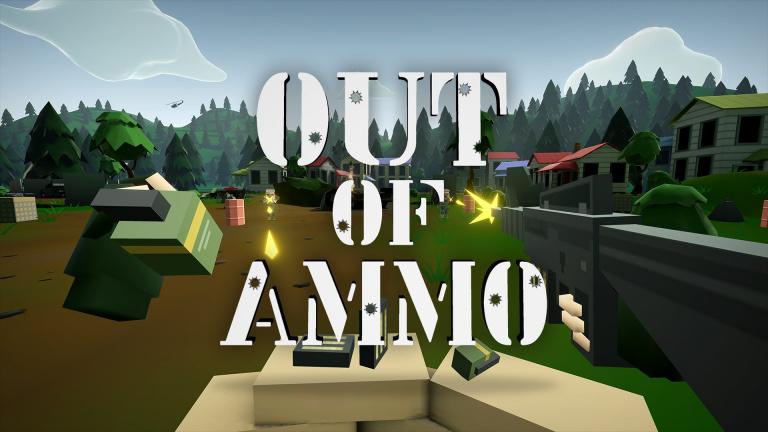 Out of Ammo : Une date pour le jeu sur PS VR