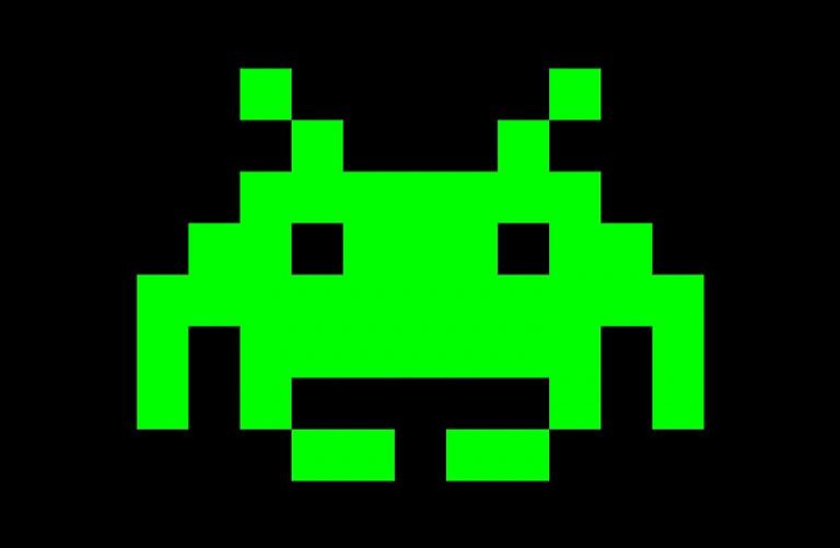 Space Invaders : Des parties géantes à Tokyo pour fêter les 40 ans du jeu