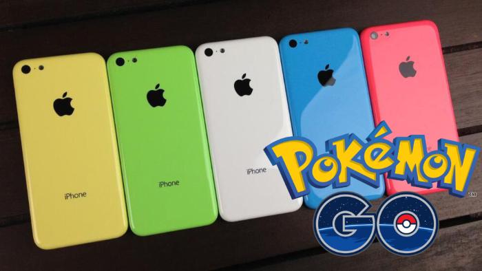 Pokémon GO: abandon des anciens modèles d'iPhone mais pas d'obligation de passer à iOS11 tout ce qu'il faut savoir