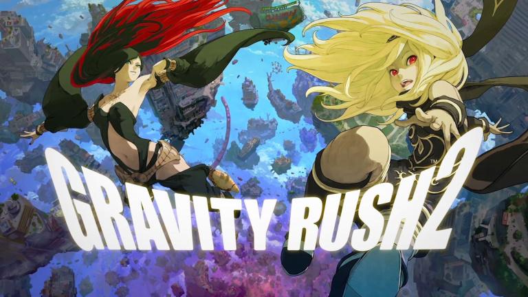 Gravity Rush 2 : Le mode en ligne disponible 6 mois de plus