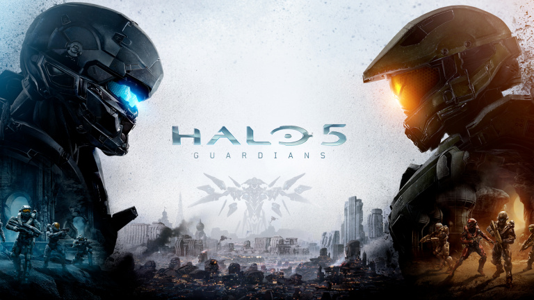 Halo 5 Guardians accessible gratuitement ce week-end avec le Xbox Live Gold