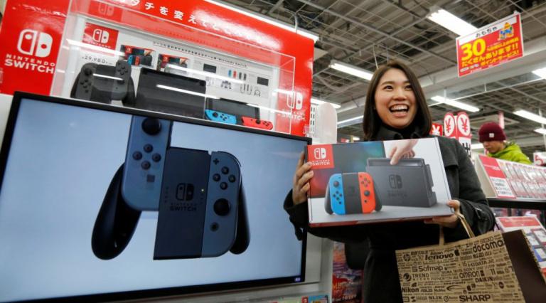 Japon : La pénurie de Switch toujours présente