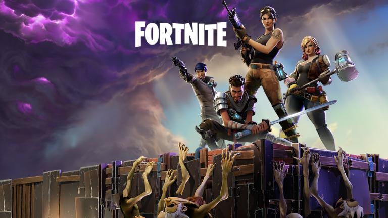 Une grosse mise à jour en préparation — Fortnite Battle Royale
