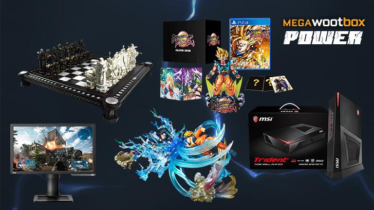 Libérez le pouvoir de la Megawootbox Power de février