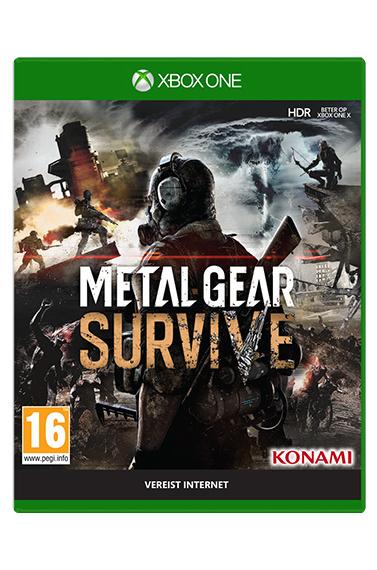 Metal Gear Survive : La connexion permanente semble se confirmer