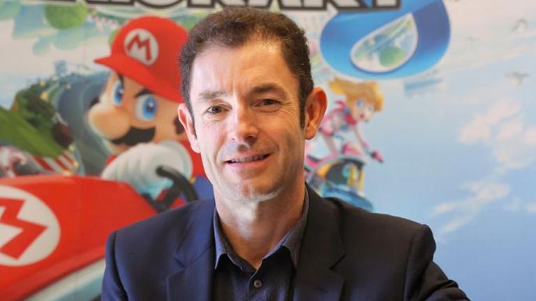 Philippe Lavoué, Nintendo France, parle de la Switch et de la 3DS