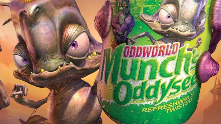 Oddworld : Munch's Oddysee - Vers une sortie physique du jeu sur Vita ?