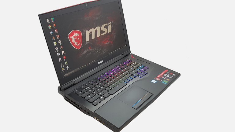 guide pc portable gamer test du mod le msi gt75 7rf. Black Bedroom Furniture Sets. Home Design Ideas