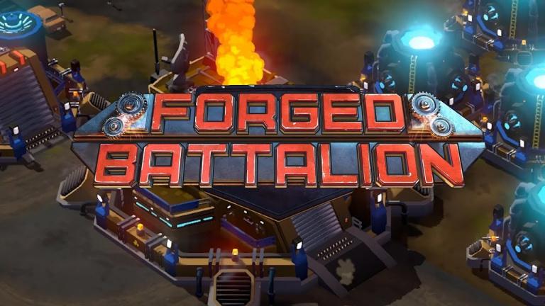 Forged Battalion : Les développeurs considèrent le solo comme secondaire