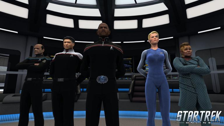 Star Trek Online : des cadeaux par milliers pour les 8 ans du jeu