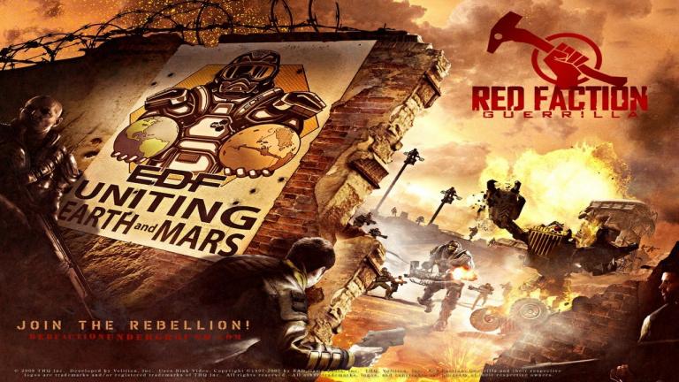 Red Faction : Guerilla listé sur PS4 et Xbox One, un remaster en vue ?