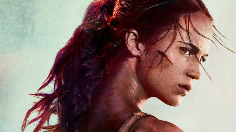 Lara Croft est une Destiny's Child dans le dernier trailer — Tomb Raider