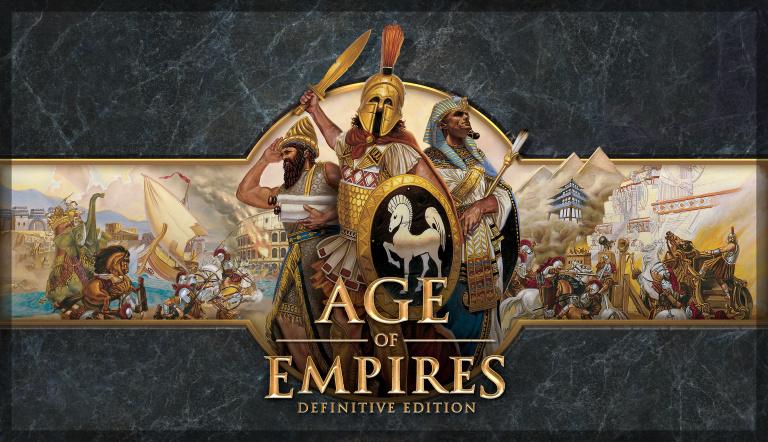 Age of Empire Definitive Edition arrivera en février avec une bêta fin janvier