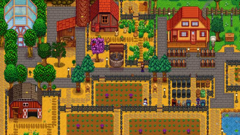 Switch : Stardew Valley est le jeu le plus téléchargé de 2017