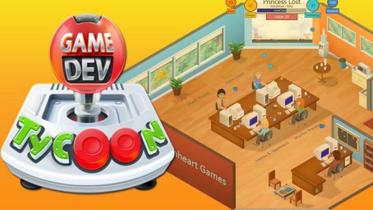 Game Dev Tycoon : La version Android se trouve finalement une date