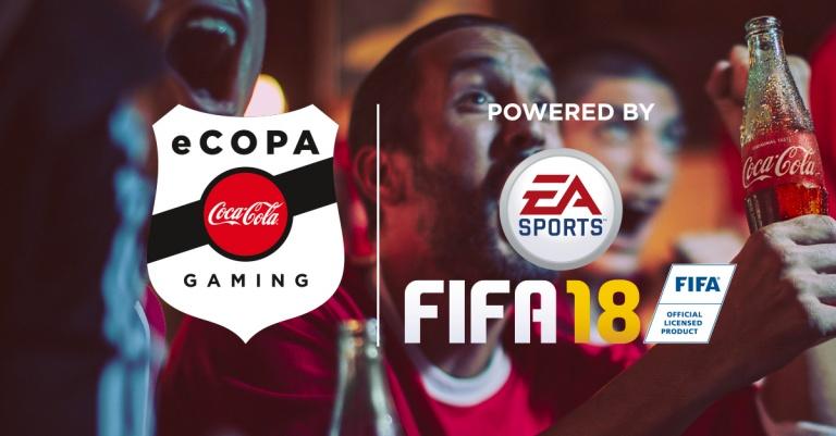eCOPA Coca-Cola : Défends les couleurs du club de foot de ta ville