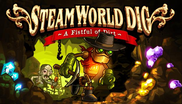 SteamWorld Dig : Le premier jeu de la licence arrive sur Switch