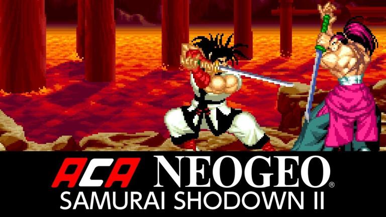 Samurai Shodown II bientôt porté sur Switch via Arcade Archives