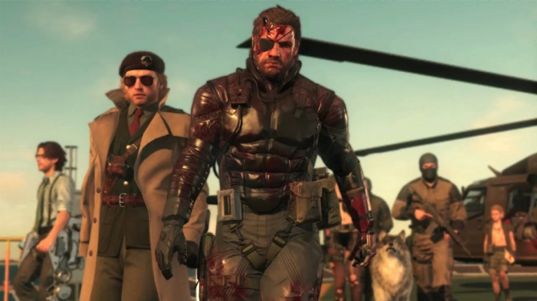 Metal Gear Solid V et WWE 2K16 vont quitter le Xbox Game Pass