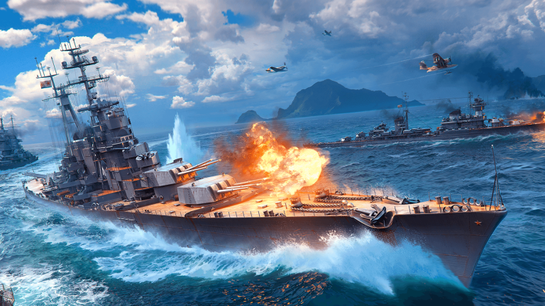 World of Warships Blitz atteint son premier million d'utilisateurs