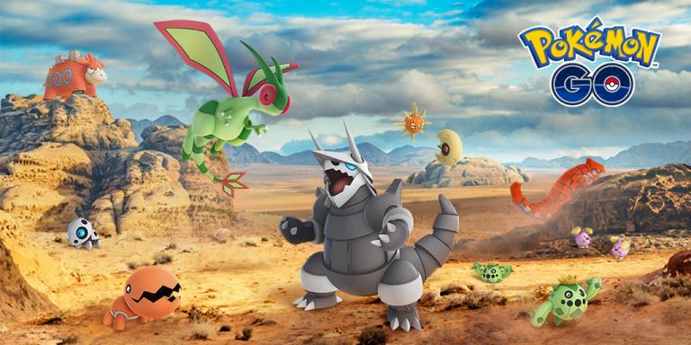 Pokémon GO, mise à jour : 23 nouveaux Pokémon 3e Génération ajoutés au jeu, découvrez la liste