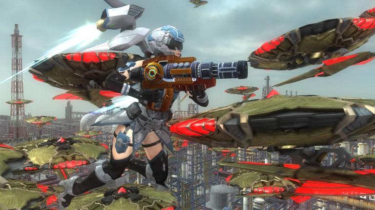 Earth Defense Force 5 : Les prochains contenus présentés demain