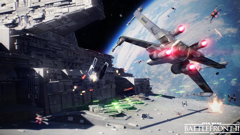 Star Wars Battlefront II: Un système de progression retravaillé en chantier
