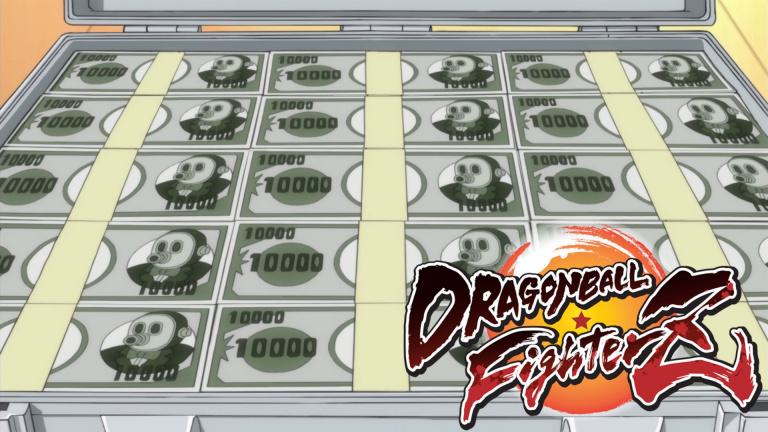 Dragon Ball FighterZ : comment gagner des Zénis facilement ?