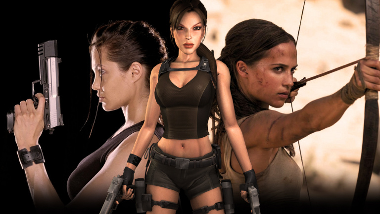 Quand Tomb Raider s'invite au cinéma