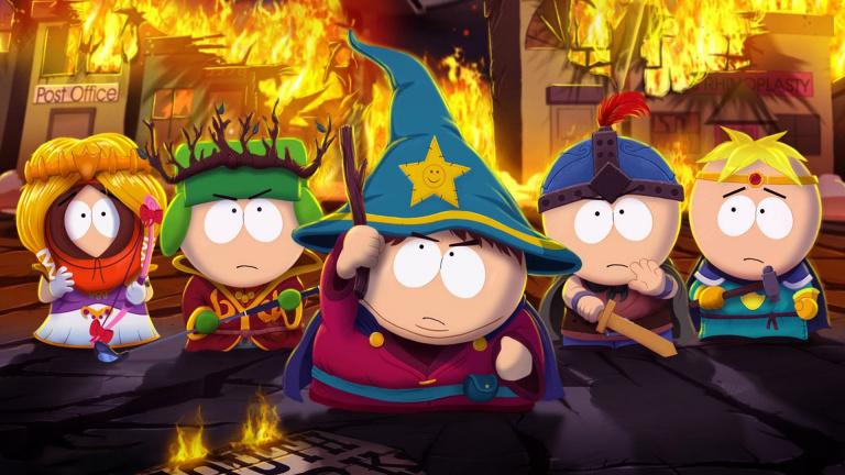 South Park : Le Bâton de la Vérité bientôt disponible à l'achat sur PS4 et Xbox One