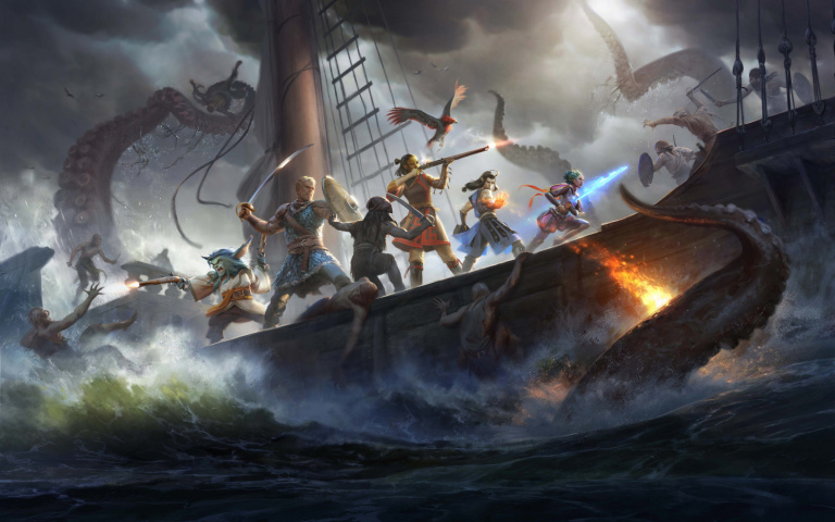 Pillars of Eternity 2 : Deadfire se trouve une date de sortie