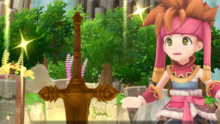 Secret of Mana envisagé sur Switch par Square Enix