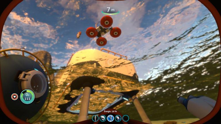 Subnautica : un vent de fraîcheur sur le jeu de survie