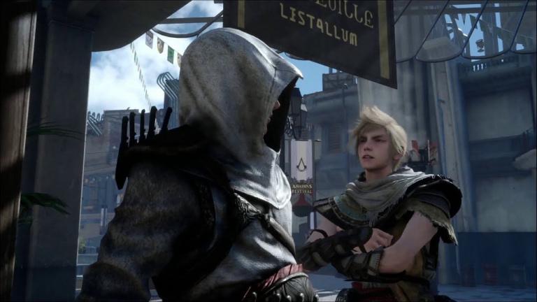 Final Fantasy XV : le Festival des assassins touche à sa fin