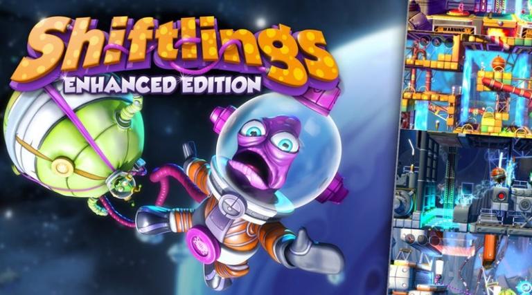 Shifltings - Enhanced Edition arrive en fin de semaine sur Switch