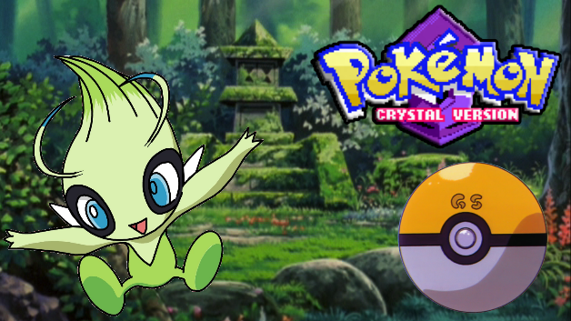 Pokémon Cristal : capturer Celebi, c'est enfin possible ! Comment l'obtenir (GS Ball)