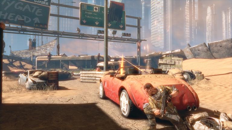 Spec Ops : The Line devient rétrocompatible sur Xbox One