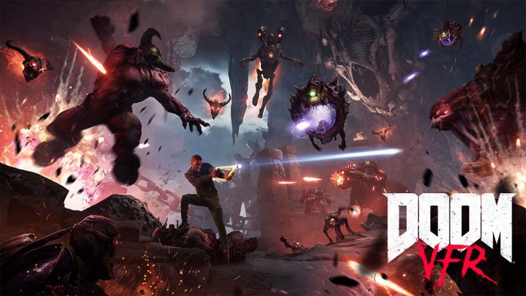 Doom VFR brise ses chaînes avec une mise à jour bienvenue sur PC