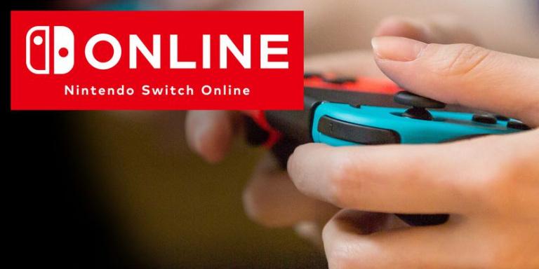 Le service payant Nintendo Switch Online arrivera en septembre 2018